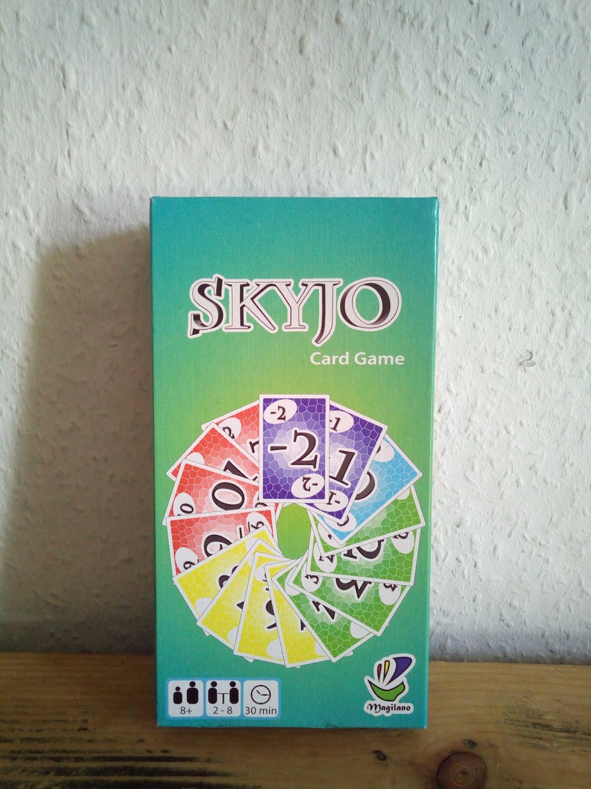 Skyjo Anleitung