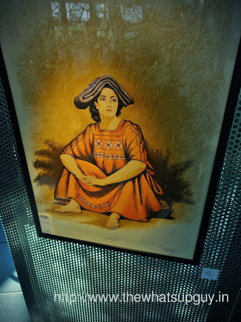 Woman Waiting Mexican Art