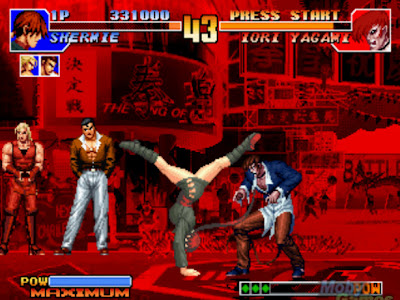 The King Of Fighter 97 Screenshot 2
