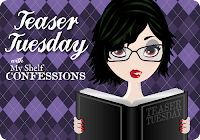 Teaser Tuesday Graphic by Parajunkee Design