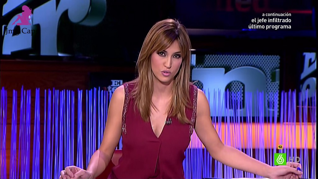 SANDRA SABATES, EL INTERMEDIO (25.11.15)