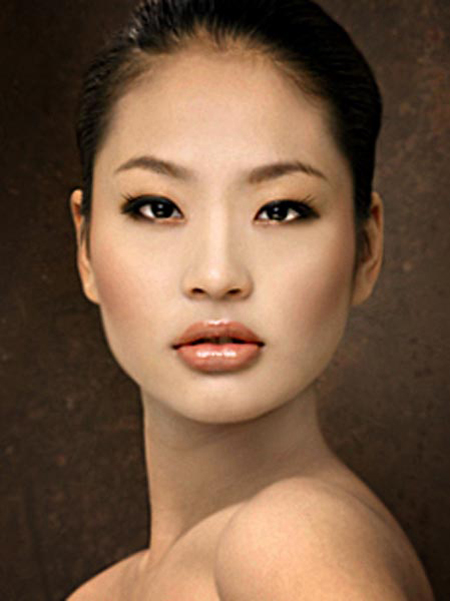 Luo Zilin as a model