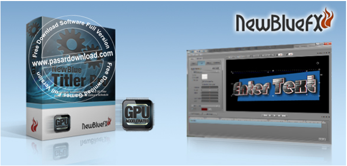 newbluefx titler pro 5 ultimate download