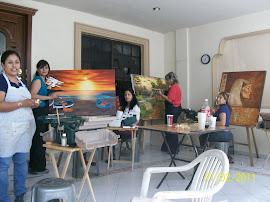 La pintura como terapia ayuda a elevar tuautoestima