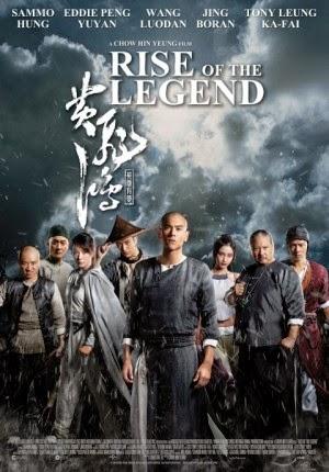 Sinopsis Rise of the Legend 2014 Bioskop