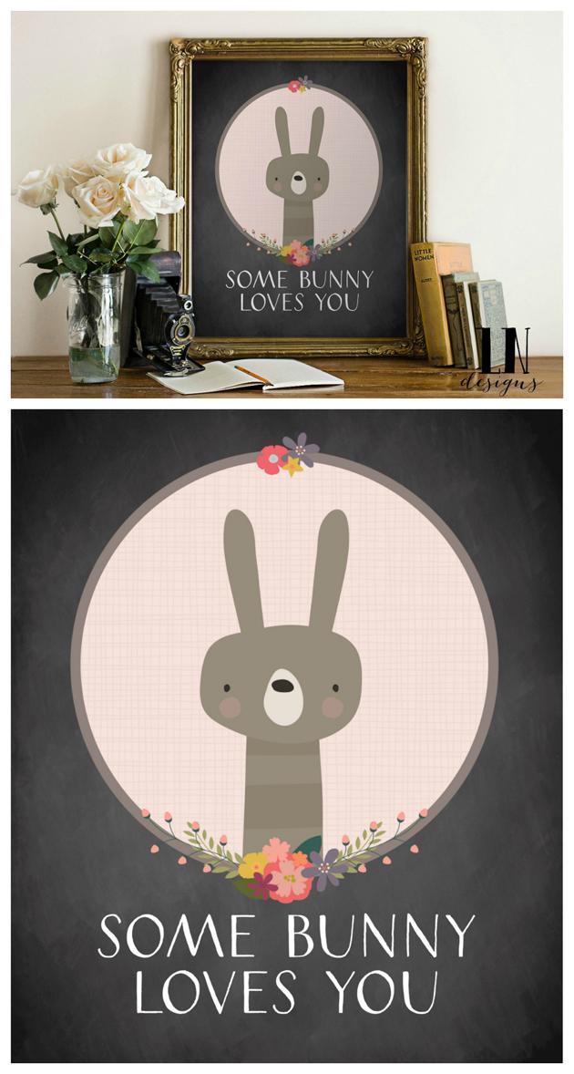some bunny loves you eighteen25 bloglovin. Black Bedroom Furniture Sets. Home Design Ideas