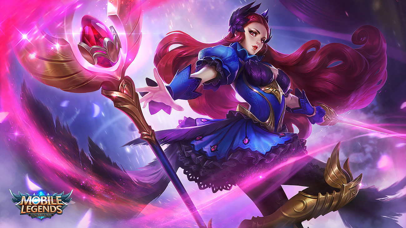 Mobile Legends Wallpapers Hd Odette Wallpaper Hd