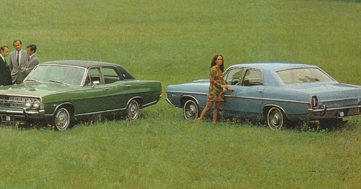 Archivo de autos: Aparece el Ford Fairlane en Argentina