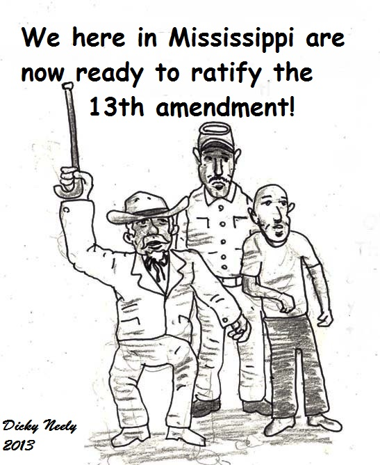 13th amendment was a amendment directed at slaves. The 13th amendment ...
