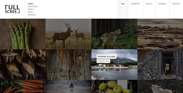 Free Theme of the month on themeforest