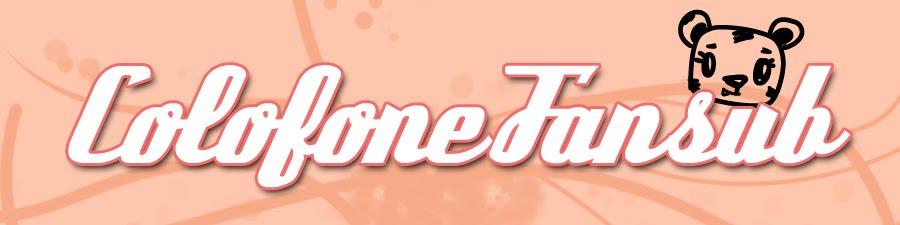 Colofone Fansub