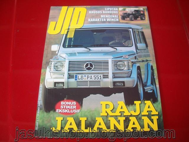 VOLUME 2/I (Maret 2002) , berisi : title=