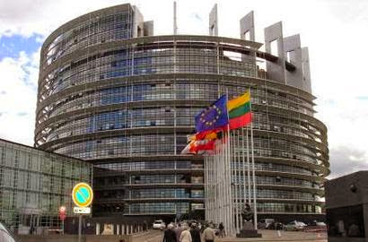 parliament Το κρυφό μήνυμα του κτιρίου του Ευρωπαϊκού Κοινοβουλίου