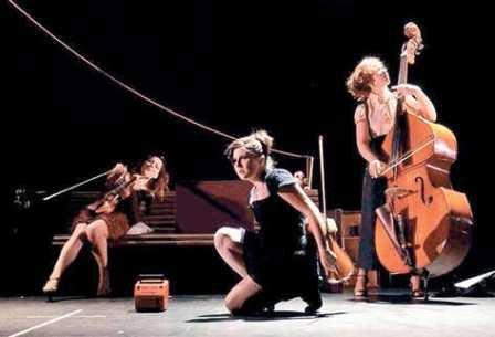 29/Marzo: Teatro The Funamviolistas. Béjar, Béjar, Teatro,