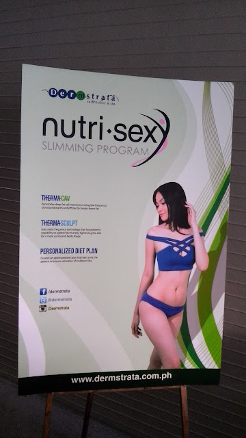 nutri-sexy slimming program, thermacav, thermasculpt, personalized diet plan,