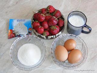 ingrediente pentru inghetata de capsuni, retete culinare, retete inghetata, reteta inghetata, cum se face inghetata de capsuni, retete inghetata de casa, cum facem inghetata de casa cu capsuni,
