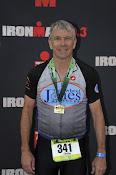 Ironman 70.3 Finish