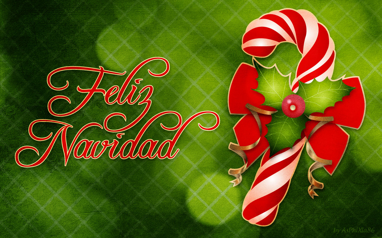 Wallpaper feliz Navidad