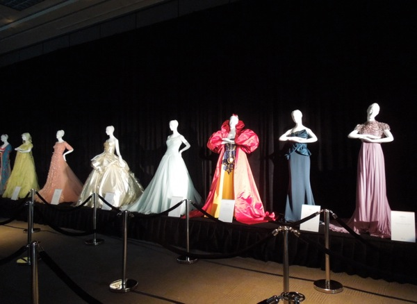 Harrods Once Upon a Dream fairytale fashion D23 Expo