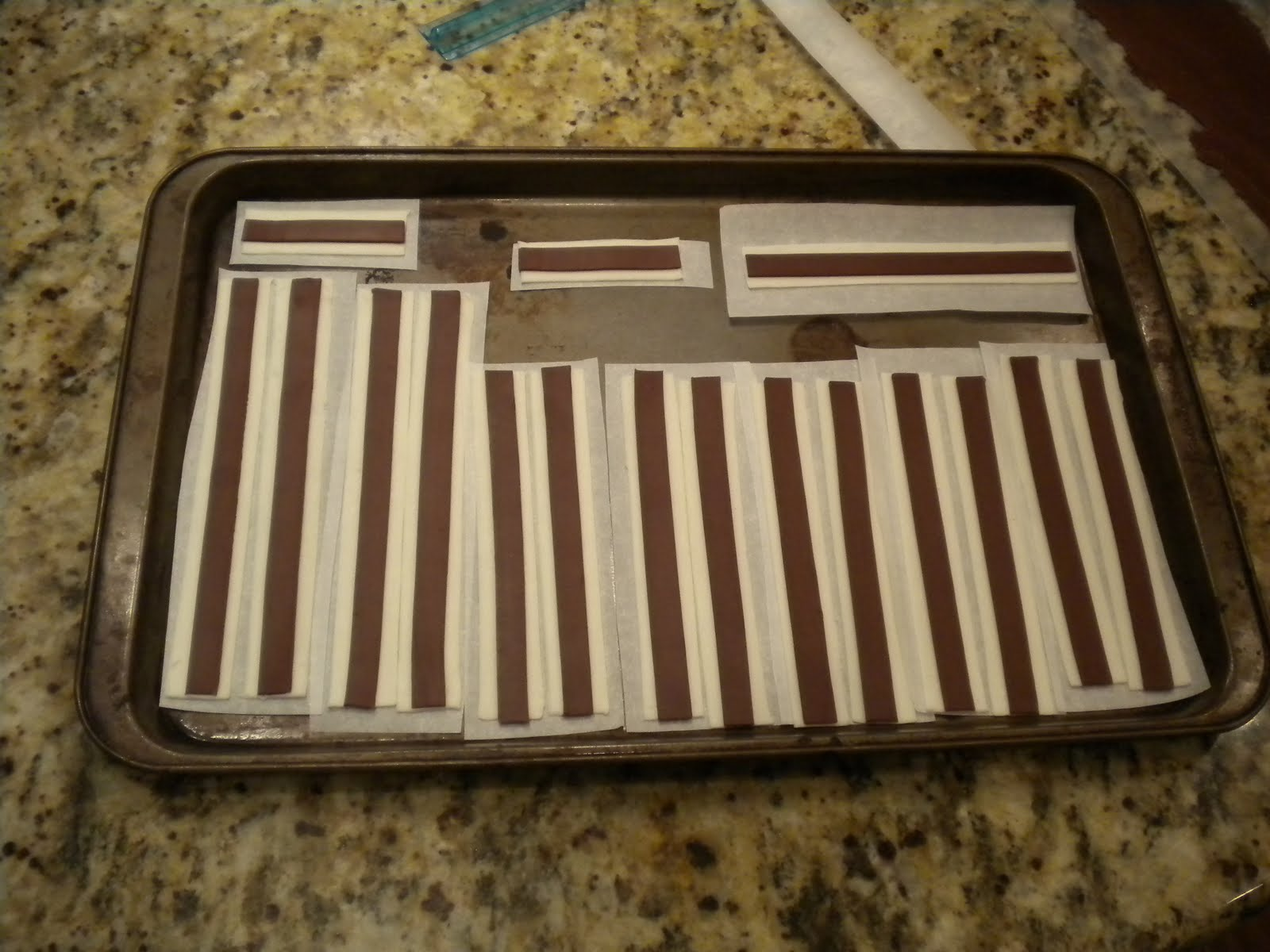 Step by Step Gourmet: Spiced Chocolate Torte Wrapped in ...
