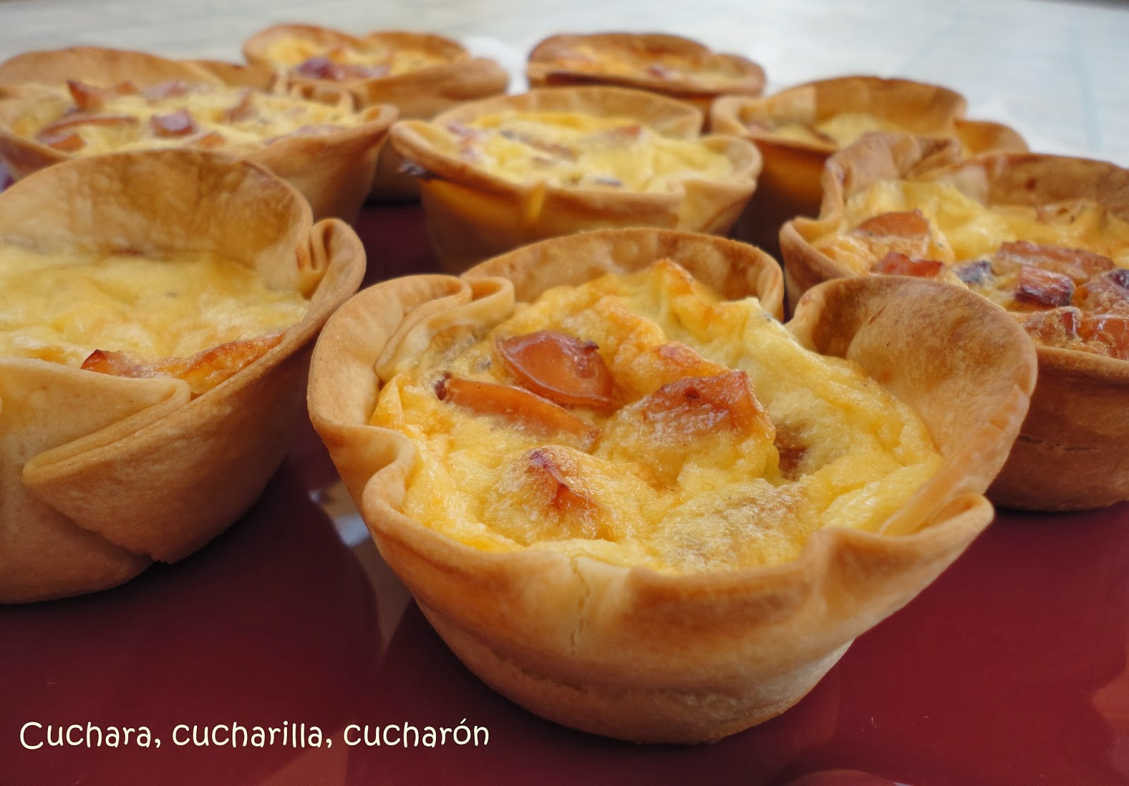 Mini Quiches Recipes — Dishmaps