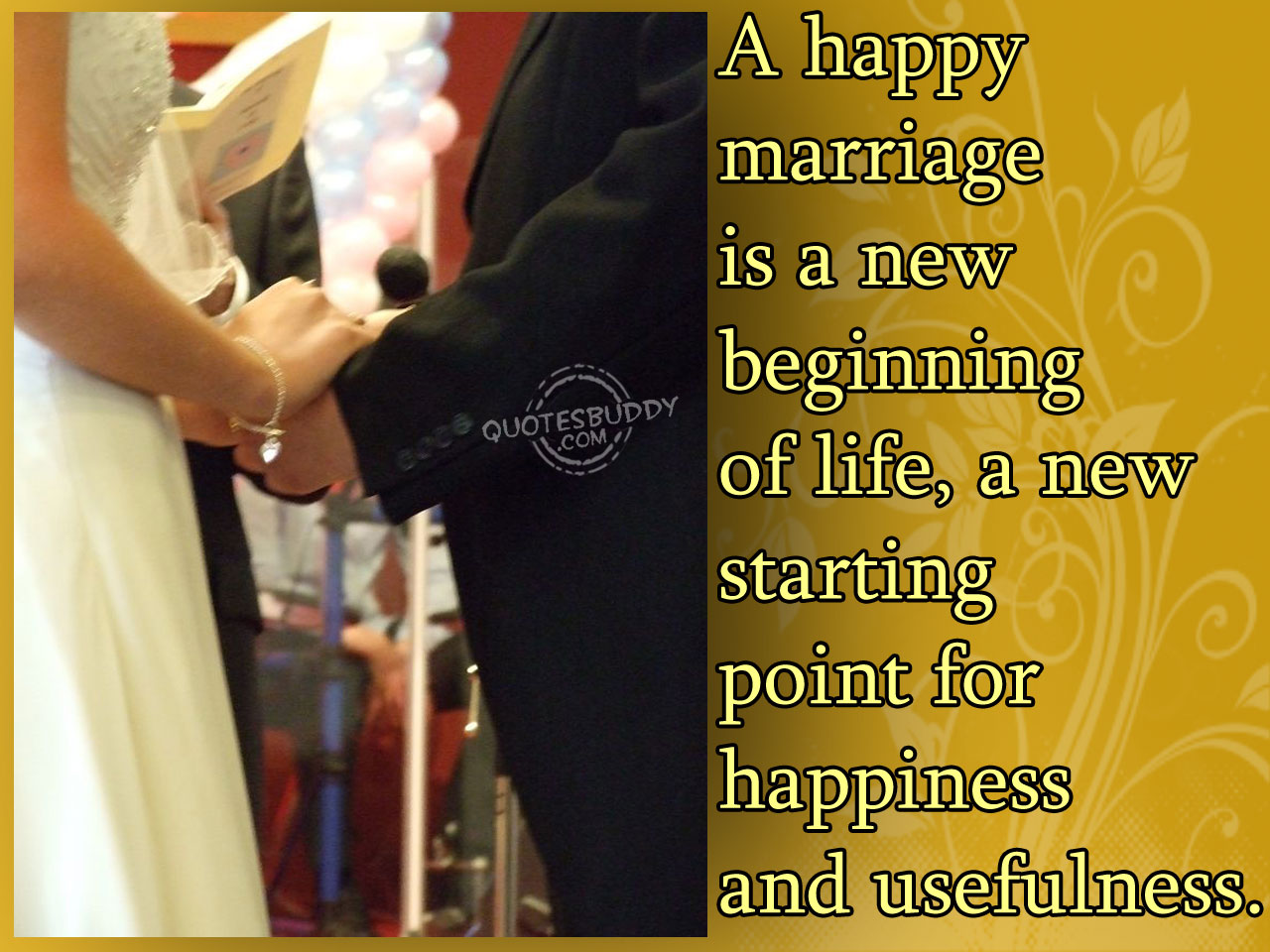 Quote On Friend Marriage : Marriage quotes for a friend quotesgram
