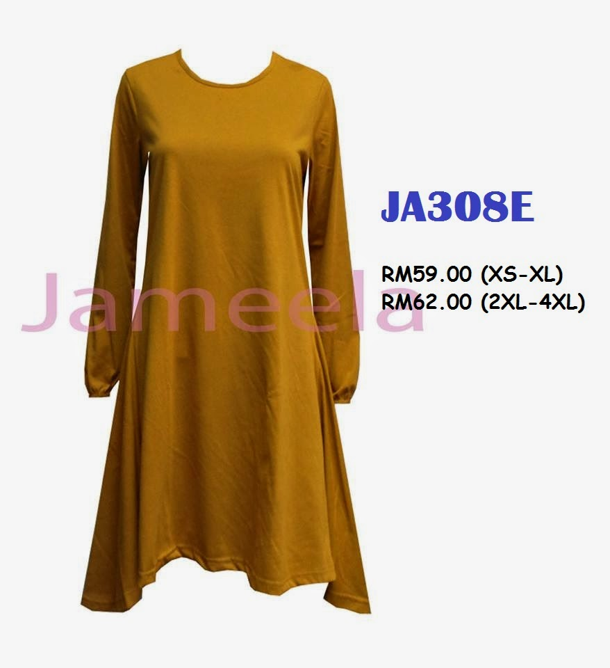 T-shirt-Muslimah-Jameela-JA308E