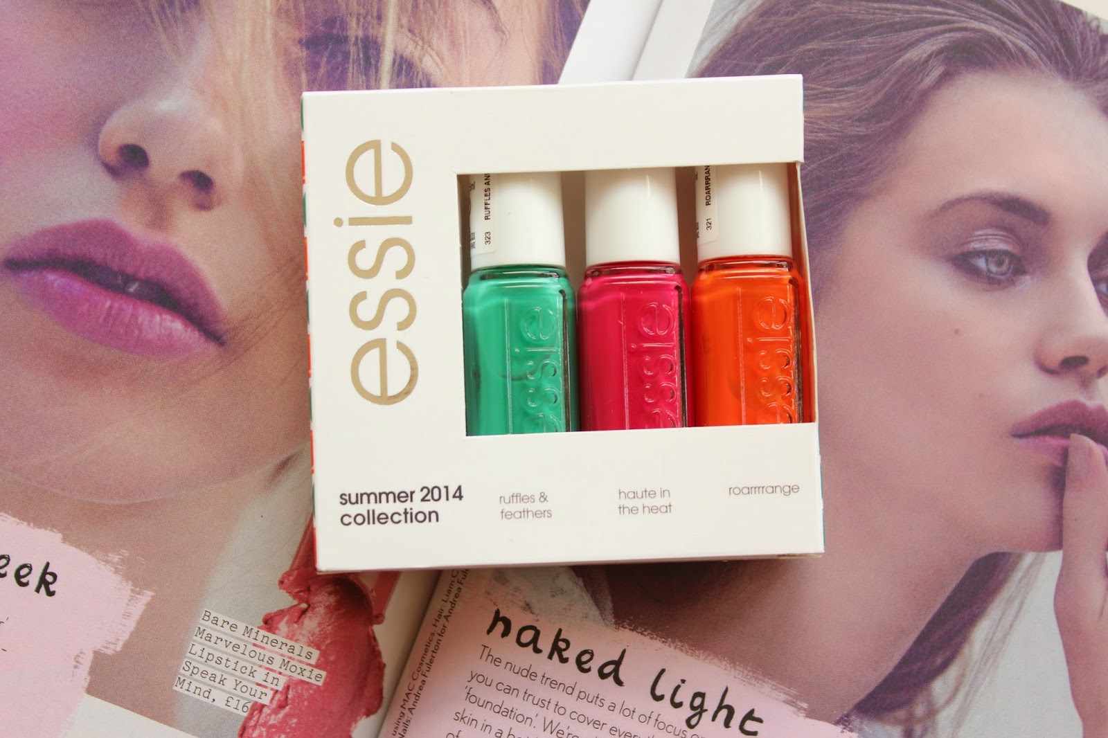 Essie Summer 2014 Collection
