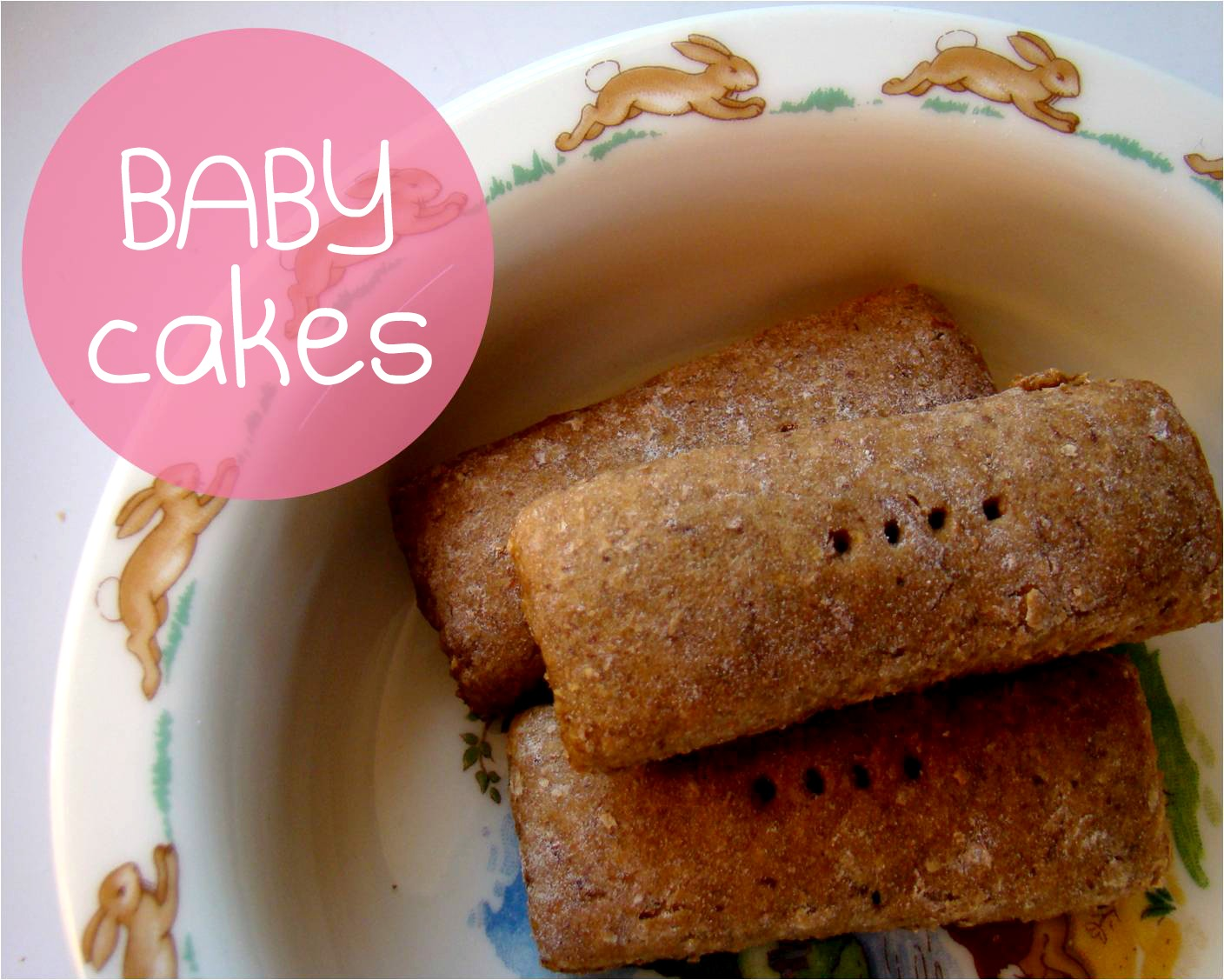 I Made These Baby Cakes For My Teething 9 Month Old Son Who Always Seems To Have The Munchies With Whole Wheat Flour And A Jar Of Strained Prunes
