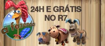 Assistir A Fazenda de verão Ao Vivo 24hrs no R7.com