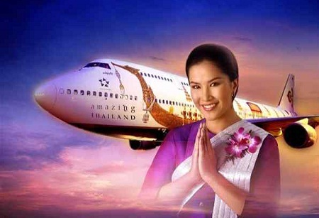 Thai Airways online booking & Payment Guide