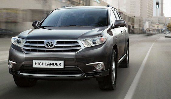 In Terms Of Safety, Highlander Won The Overall Value Of Four Stars (of  Five), With Four Stars For Frontal Crash Protection And Five Stars For  Side Impact ...