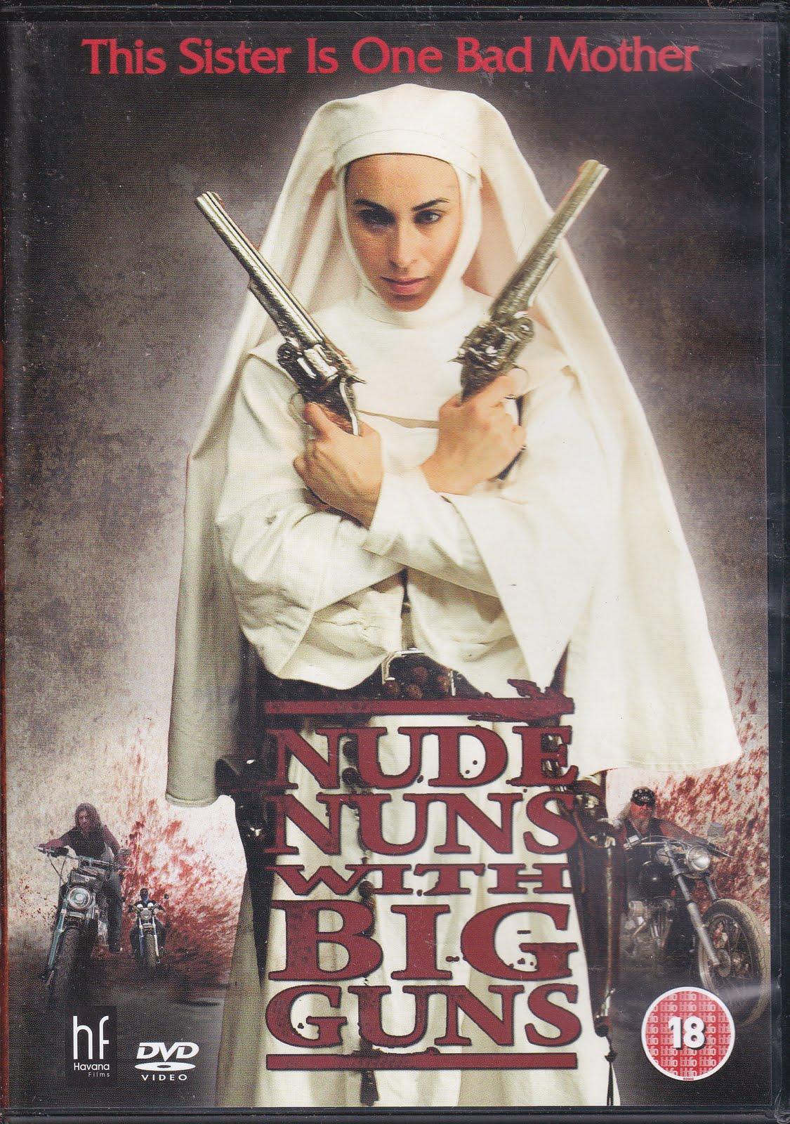 Filmsnude nuns with big guns pornos vids