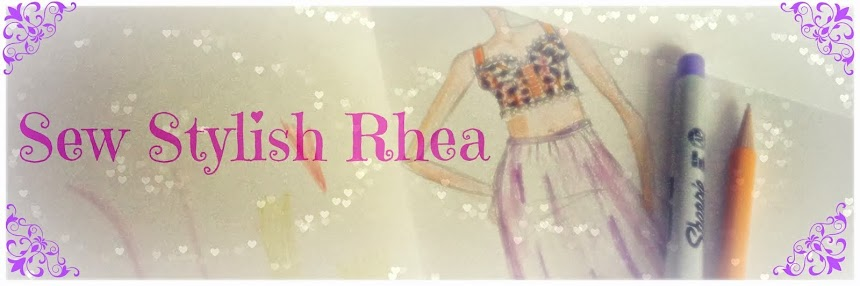Sew Stylish Rhea
