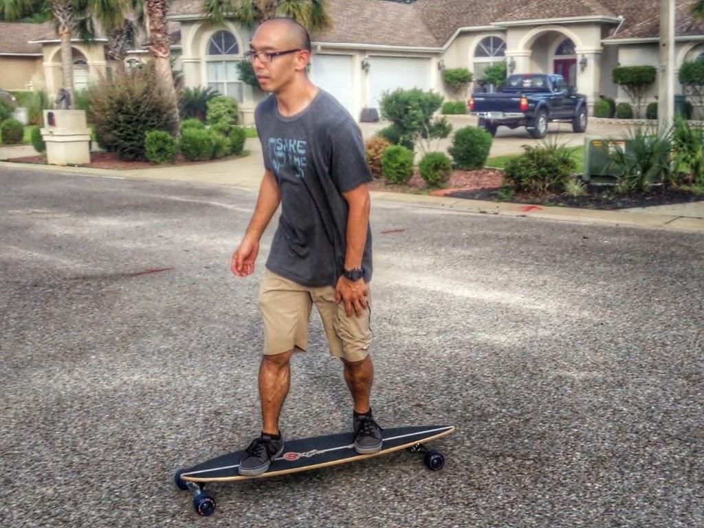 Longboarding Pensacola