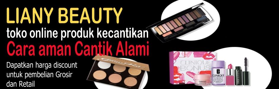 Liany Beauty Jual Cream wajah Produk Kecantikan dan Kosmetik Murah Asli
