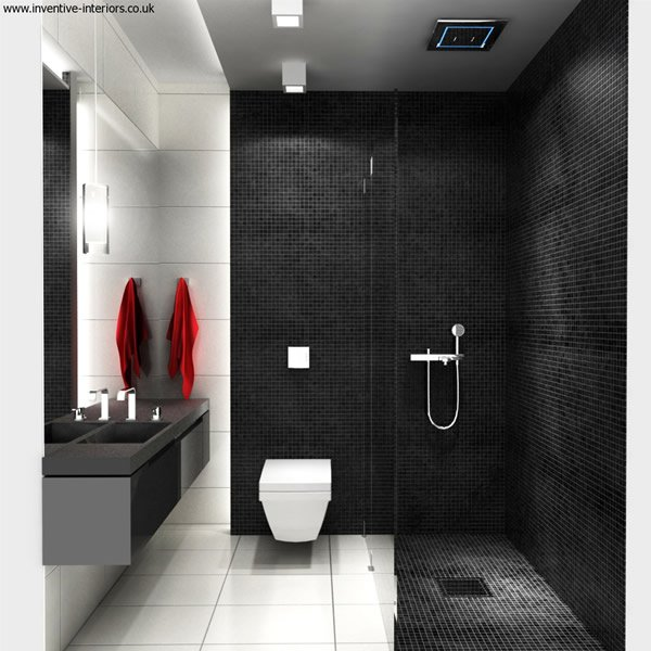 79 Desain Kamar Mandi Kecil Mungil Minimalis Sederhana ...