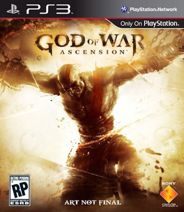 Download God of War Ascension   PS3 ultimas playstation 3 ano 2013 acao