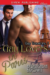 Gay Lovers In Paris