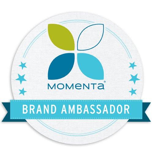 I'm a Momenta Brand Ambassador!!!!