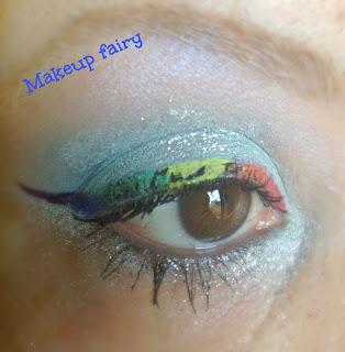 eye_makeup_look_rainbow_cheetah_liner