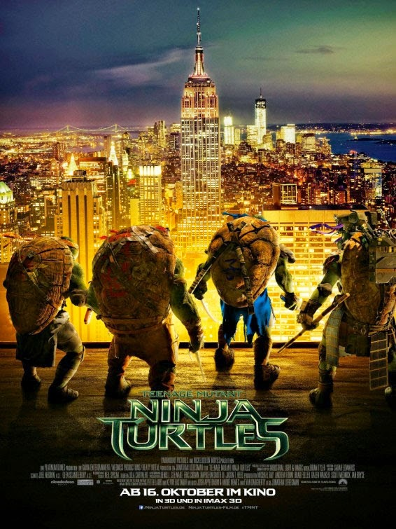 Teenage Mutant Ninja Turtles เต่านินจา HD