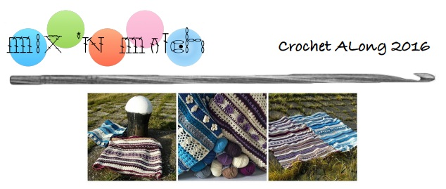 Mix 'n Match Crochet ALong 2016