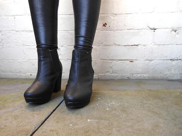 Topshop Allegra Boots