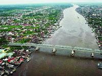 Mengenal Sungai-sungai Terpanjang di Indonesia