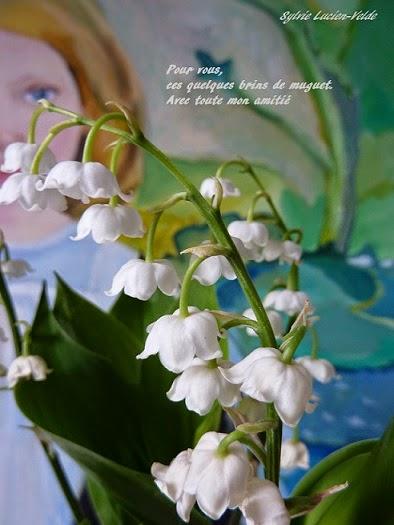 Muguet porte-bonheur - photo de Sylvie Lucien-Velde