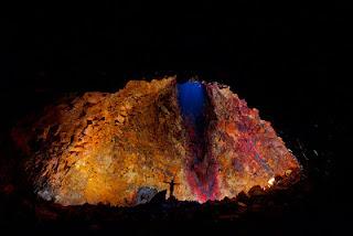 Inilah Satu-satunya Gunung Berapi Bisa Dilihat dari Dalam dari daniel maulana
