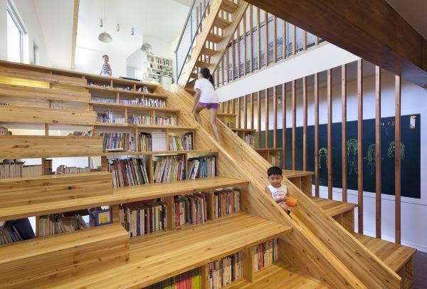 styles d'escaliers