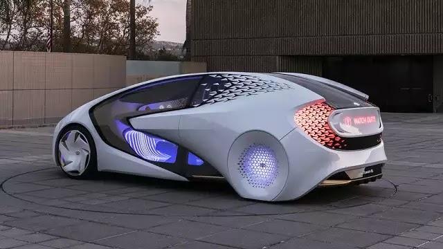 Toyota Concept-i: Το αυτοκίνητο του μέλλοντος που διαθέτει τεχνητή νοημοσύνη (βίντεο)