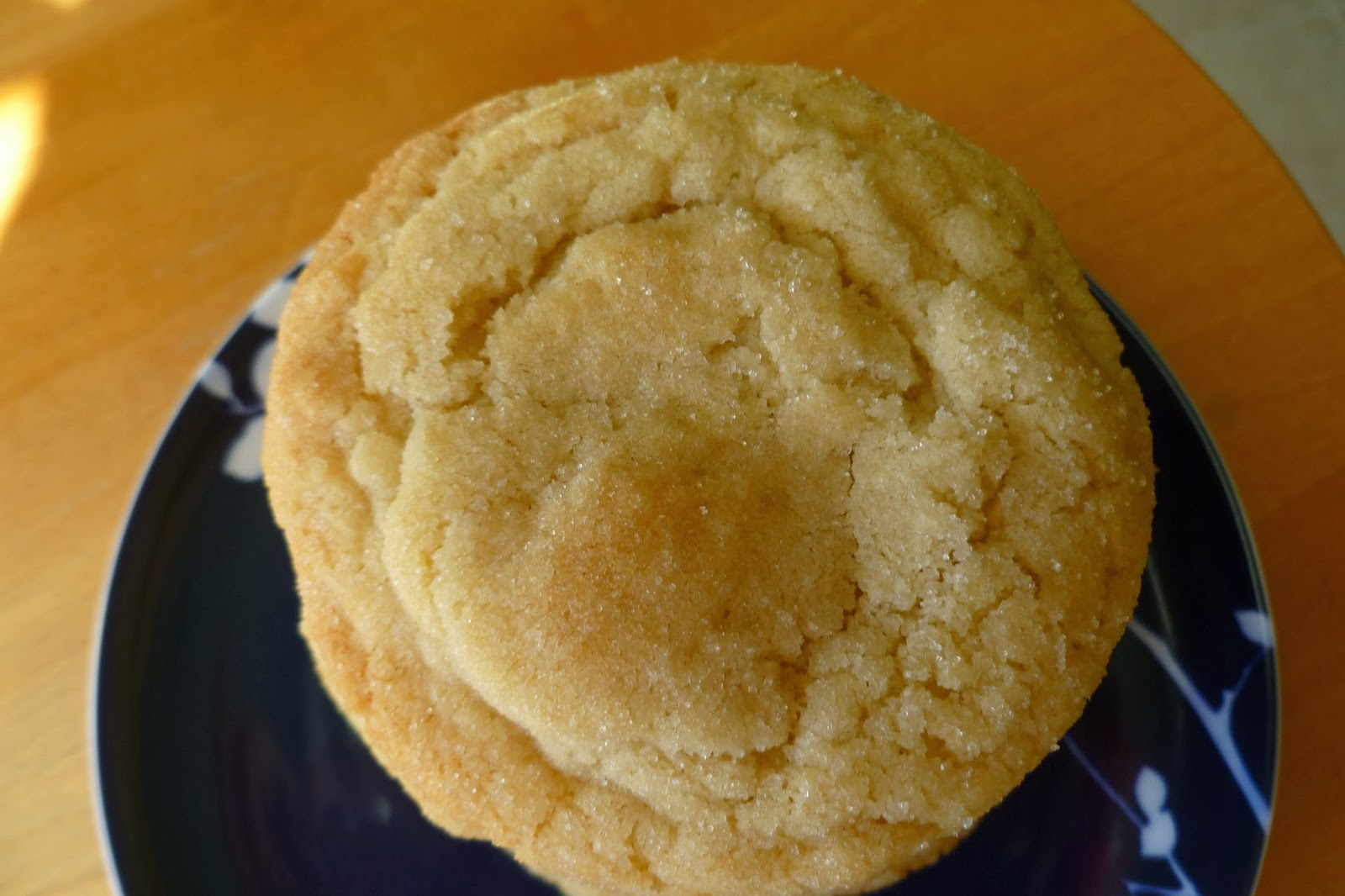 The Pastry Chef's Baking: Chewy Sugar Cookies